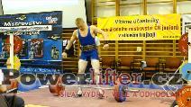 Tadeáš Kronovetr, 220kg