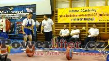 Jan Moravec, 202,5kg