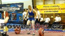 Tadeáš Kronovetr, 240kg