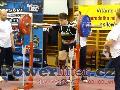 Tomáš Svoboda, 165kg