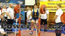 Patrik Přibyl, 230kg