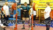 Filip Sobotka, 255kg