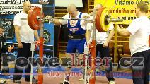 Mojmír Bulejčík, 210kg, SK