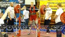 Tomáš Turek, 230kg