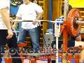 Patrik Přibyl, 130kg