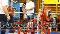 Jakub Gallo, 140kg, SK