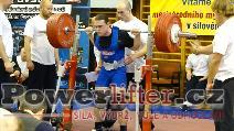 Jakub Sedláček, 285kg
