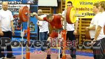 Matouš Hrubeš, 205kg