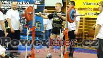 Václav Weinfurt, 150kg