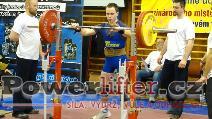 Lukáš Krejčí, 155kg