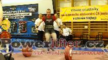 Matouš Hrubeš, 235kg