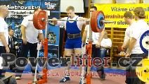 Marek Kolář, 250kg