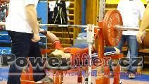Ján Mikovič, 125kg, SK