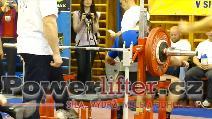 Ján Schwarz, 140kg, SK