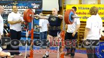 Marián Odlér, 250kg