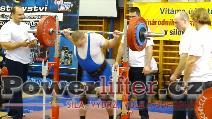 Ondrej Kondě, 200kg, SK