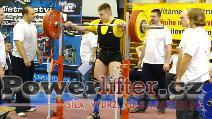 Petr Sadovský, 212,5kg