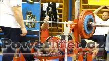 David Lupač, 150kg