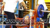 Marián Odlér, 170kg