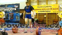 Ondřej Houžvička, 265kg