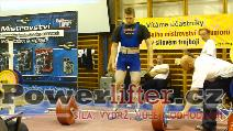 Ondřej Houžvička, 295kg