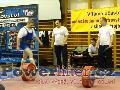 Marek Kolář, mrtvý tah 300kg, celou soutěží bez dresů