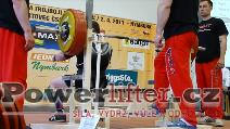 Tomáš Šárik, benč 260kg
