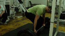 Mrtvý tah 100kg, 2.série