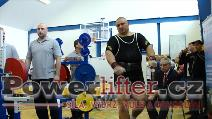 Tomáš Šeděnka, 215kg