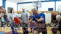 Pavel Demčák, 255kg