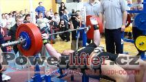 Martin Šumbera, 240kg