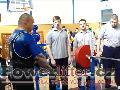 Michal Mihály, 250kg