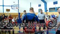 Milan Špingl, 285kg