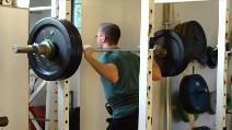 Dřep 5x108kg, 7.série