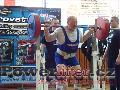 Bedřich Řechka, 215kg