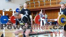 Václav Stuchlík, 112,5kg