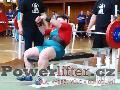 Hana Takáčová, 142,5kg