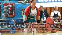 Hana Takáčová, 115kg