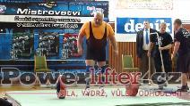 Jindřich Petřík, 240kg