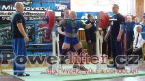 Rémy Krayzel, 230kg