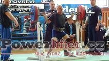 František Michalczyk, 165kg