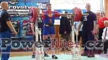 Jaroslav Hodík, 180kg