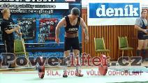 Pavel Malina, 140kg