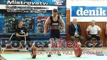 Pavel Malina, 160kg