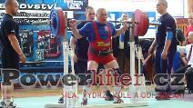 Josef Ptáček, 222,5kg