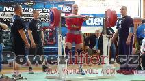 Zdeněk Šudoma, 250kg