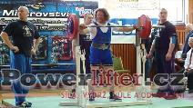 Petr Váňa, 140kg