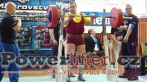 Milan Mrázek, 240kg