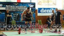 Miloš Navrátil, 175kg
