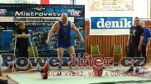 Lubomír Růžička, 250kg